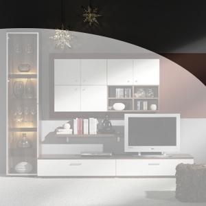 Wohnwand Planung modern