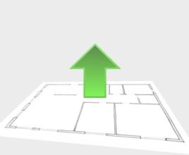 Grundriss hochladen - beim Eirnichtungsplaner-online