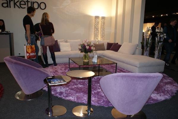 design : wohnzimmer einrichten grau lila ~ inspirierende bilder ... - Landhaus Wohnzimmer Lila Grau