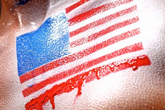 USA - Bodypainting - WM2010