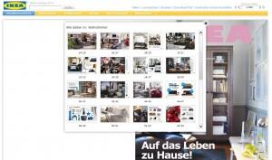 Ikea-Katalog Startseite