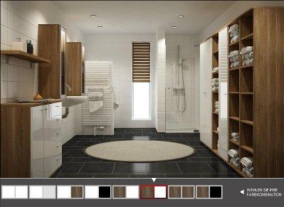 Badezimmer Konfigurieren   Spiegelschrank 2017 Design