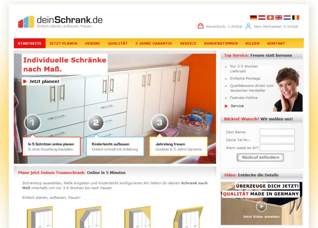 deinschrank